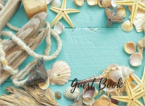 Guest Book Wedding Beach Theme Suitable For Weddings
