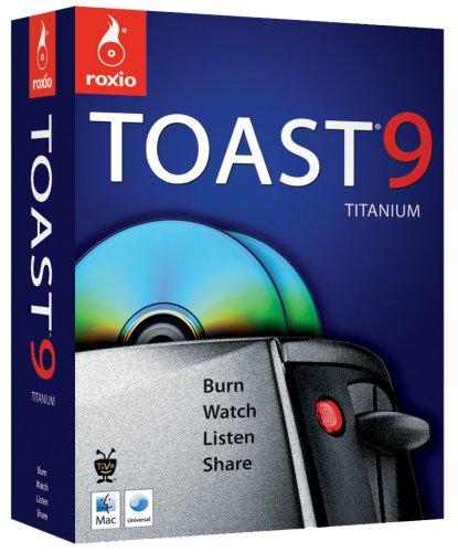 Roxio Toast Titanium OLD VERSION