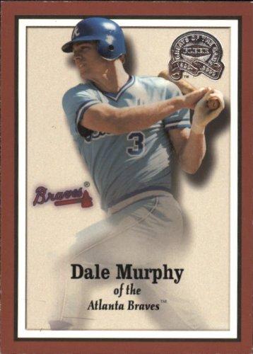 2000 Greats of the Game Baseball Card #100 Dale Murphy Near (Murphy Baseball Card)