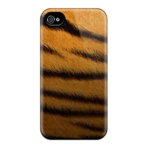 Durable Protector Cases Covers With Tiger Print Hot Design For Iphone 6