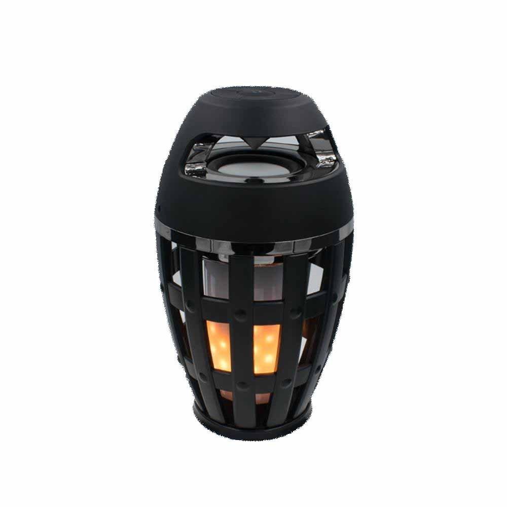Kaxima Wireless Bluetooth Speaker Smart Outdoor with night light support card