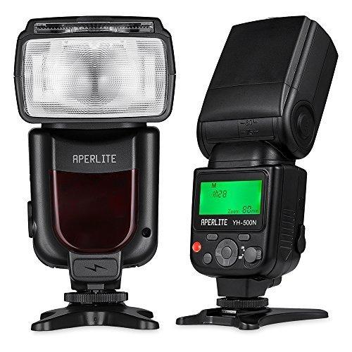 Aperlite YH-500N Flash for Nikon Digital SLR Camera