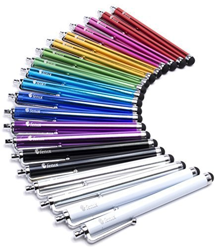 Cheap Styluses Fenix - Set of 20 Universal Stylus Pack for iPhone, iPad, Samsung..