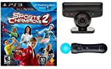 playstation 3 move starter bundle - Sports Champions 2 Move Starter Bundle PS3
