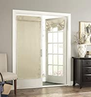 Eclipse 14898026068STO Tricia 26-Inch by 68-Inch Thermal Single Door Panel, Stone