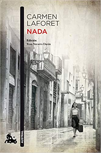 Book's Cover of Nada (Contemporánea) (Español) Tapa blanda – 28 enero 2020