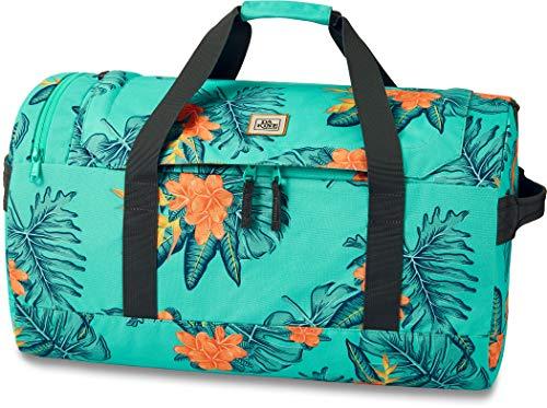 Dakine Eq Duffle 50L Gear Bag (Turquoise Jungle Palm)
