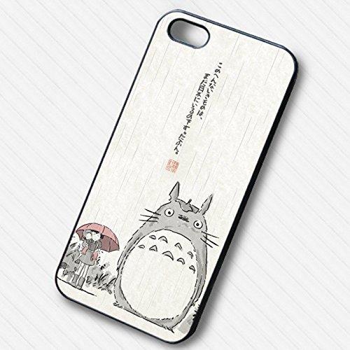 Henna Ikimono Totoro pour Coque Iphone 6 et Coque Iphone 6s Case P5U8BM