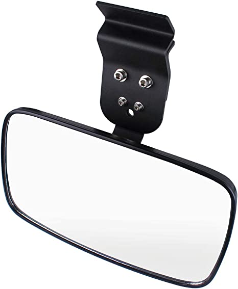 Polaris, YXZ, Can Am, UTV 14″ WIDE ANGLE REAR VIEW MIRROR