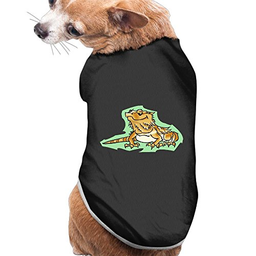 Bearded Dragon Costumes For Sale (Hot Sale ! FASHION N WORLD Pet Dog Tshirt Pet Clothes For Small Dog Puppy Vest Ployster Dresses For Pets Bearded Dragon Printed Funny Letters Apparel Puppy Clothes Christmas Gifts)