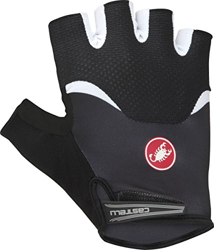 Castelli Arenberg Gel Bike Glove (Black, Small) ()