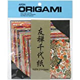 Aitoh Yuzen Washi Chiyogami Origami Paper, 4 - Best Reviews Guide