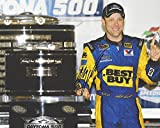 AUTOGRAPHED 2012 Matt Kenseth #17 Best Buy Racing DAYTONA 500 WIN (Victory Lane Trophy) 8X10 Signed Picture NASCAR Glossy Photo with COA
