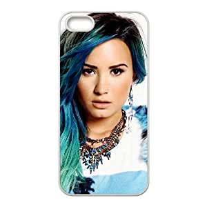 Demi Lovato iPhone 4 4s Cell Phone Case White present pp001_9592839