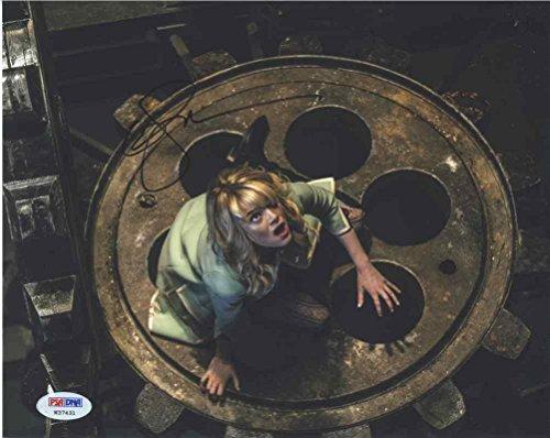 Emma Stone Amazing Spiderman 2 Autographed Signed 8X10 Photo Authentic