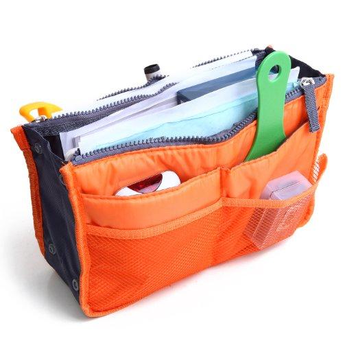 HDE Expandable Handbag Insert Organizer