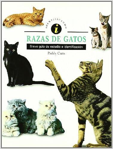 Razas de gatos: Amazon.es: Cutts, Paddy: Libros