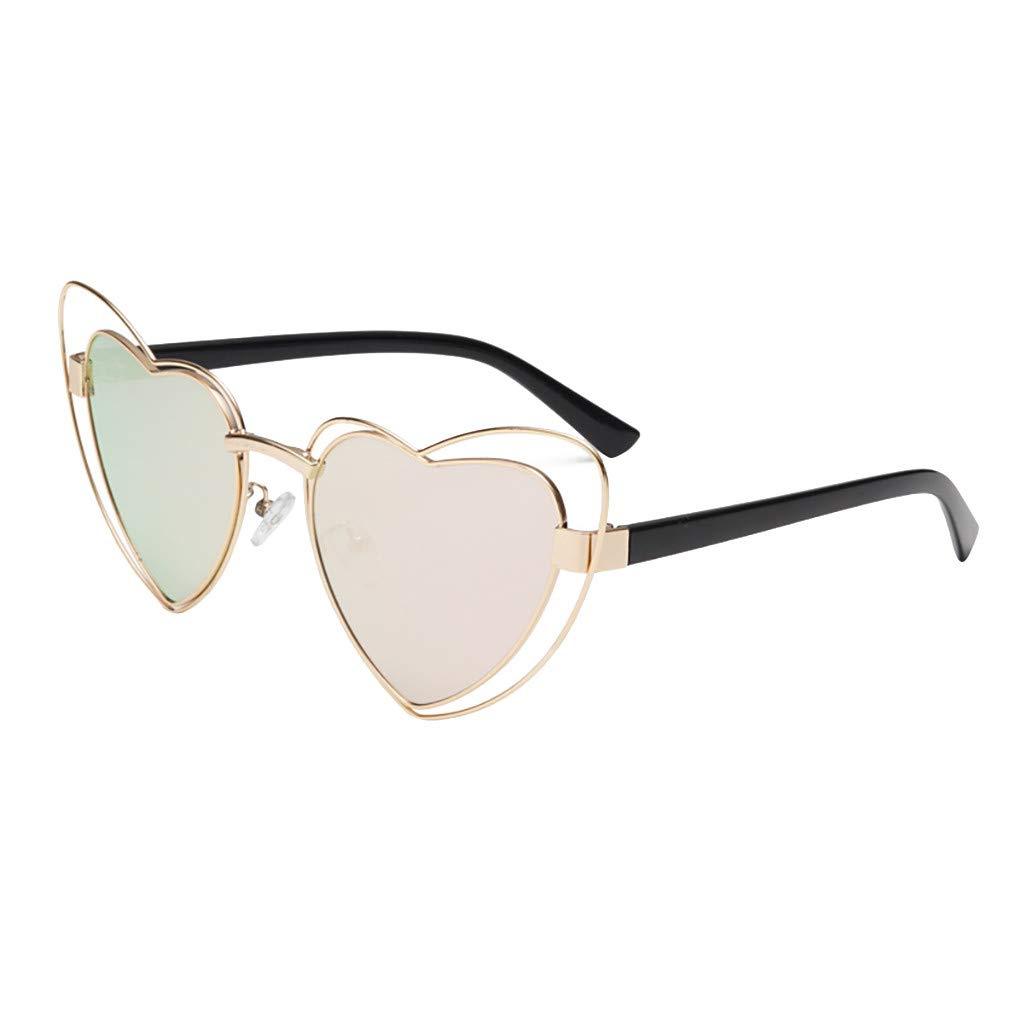 Longra Women Sunglasses Men Vintage Eye Sunglasses Retro Eyewear Fashion Radiation Men Protection