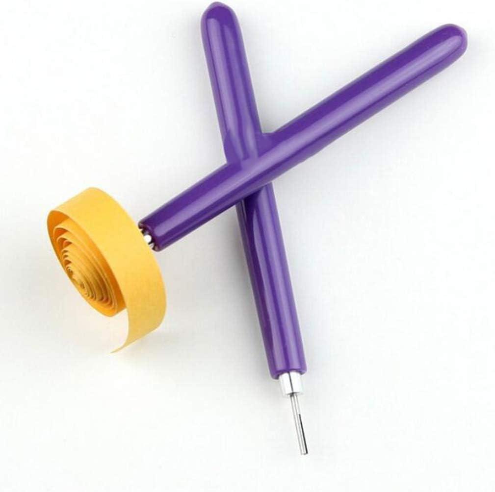 Guoshang Quilling Paper Needle Pen Handmade Rolling Curling for Art Craft DIY Paper Cardmaking Tools
