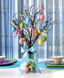 Lighted Mason Jar Easter Tree