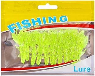 HATCHMATIC Peche 12pcs / lot Weichen Garnelen Crevettes Soft Pêche Leurre Wobblers Manivelles Shads pour la Carpe Pêche Artificielle Pesca: 04