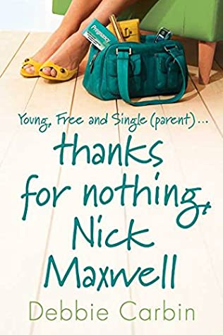 book cover of Thanks for Nothing, Nick Maxwell