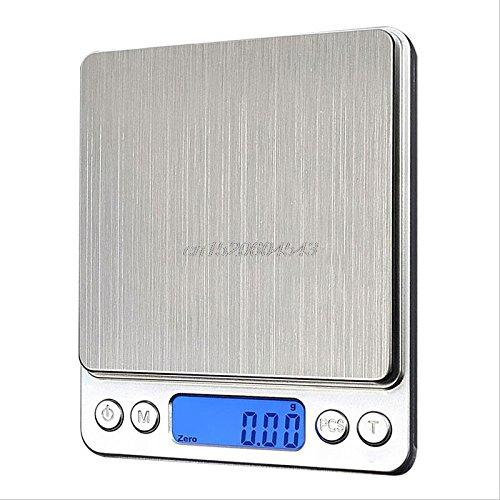 NJPOWER New 3000g x 0.1g Digital Gram Scale Pocket Electronic Jewelry Weight Scale R02 Drop ship