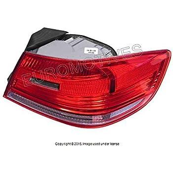 BMW E92 2007-2010 Bulb Carrier Fender Taillight Left Outer Genuine Lamp Holder