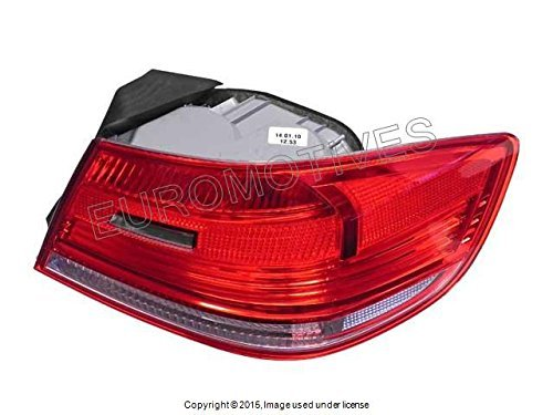 for BMW E-92 (07-10) Tail Lamp Assembly on RIGHT Fender