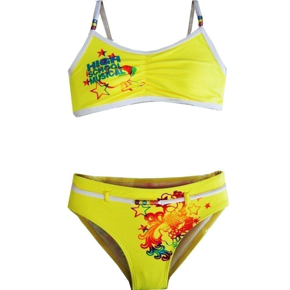 Amazon.com: High School Musical Little Girls Amarillo bikini ...