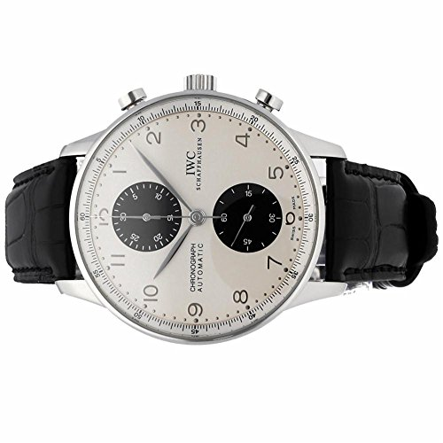 IWC-Portuguese-automatic-self-wind-mens-Watch-IW371415-Certified-Pre-owned