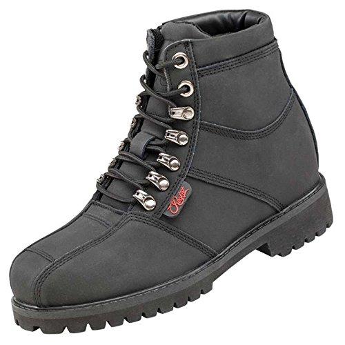 Joe Rocket Rebellion Ladie's Women's Leather Riding Boots (Black, X-Large) by Joe Rocket