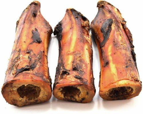 ValueBone USA Hickory-Smoked Shank Dog Bones, 3 Count