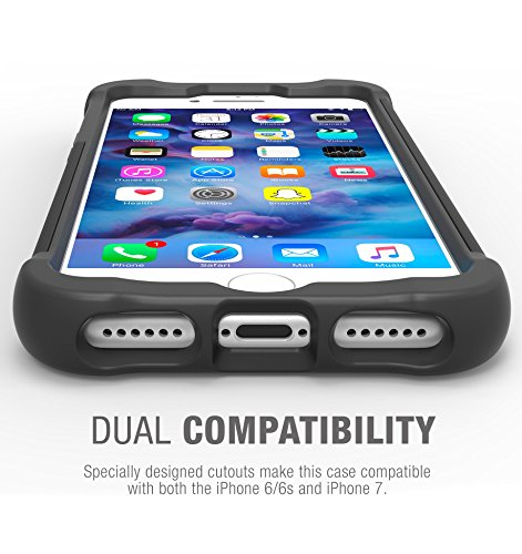 reputable site 6d60f 0c643 Ballistic TO1718-A78N Tungsten Tough Case for Apple iPhone - Import ...