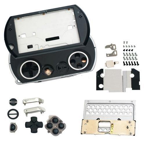 Tcset 599371031 - Carcasa PSP go Negra: Amazon.es: Electrónica