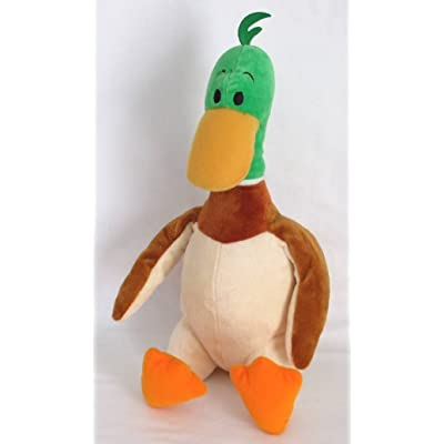 Kohls Duck At The Door Plush: (Character by Jackie Urbanovic): Toys & Games