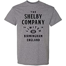 UGP Campus Apparel Shelby Company Limited - Peaky Birmingham England 1920s TV Show T Shirt
