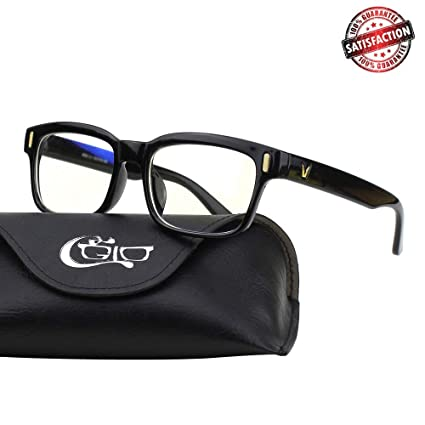 d9476c937e CGID CT84 Computer Glasses Readers Reading Video Gaming Glasses of Anti  Blue Light Eye Strain and