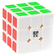 MoYu AoLong V2 3x3x3 Enhanced Edition Speed Cube, White by MoYu