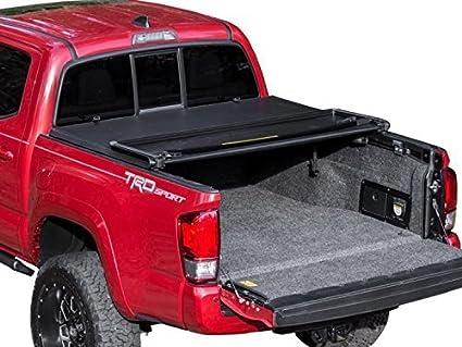 Gator Tri Fold Tonneau Truck Bed Cover 2004 2015 Nissan Titan 5.5 FT Bed