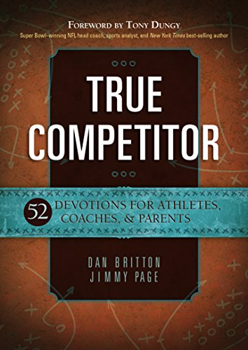 True Competitor: 52 Devotions for Athletes, Coaches, & Parents]()