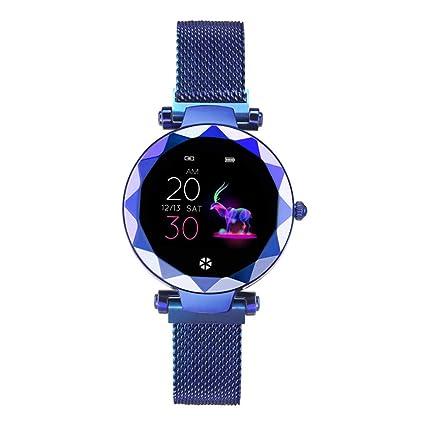 Heomeyb Hi18 Diosa Reloj Inteligente Monitor De Ritmo ...
