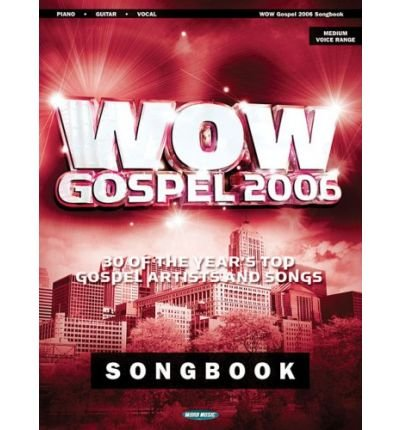 [(Wow Gospel 2006: 30 of the Year's Top Gospel Artists and Songs)] [Author: Hal Leonard Publishing Corporation] published on (July, 2006) ebook