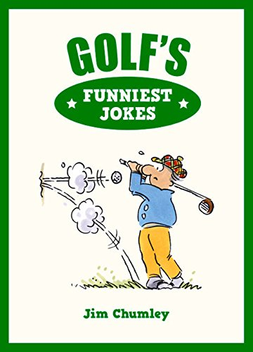 Golfs Funniest Jokes Jim Chumley product image