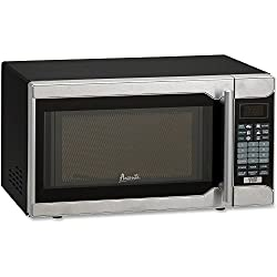 "Avanti Mo7103sst 18"" 0.7 Cu. Ft. Counter Top Microwave Oven In Stainless Steel"