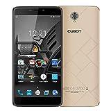 Cubot Max 4G FDD-LTE Smartphone 6.0inch IPS 720 * 1280px HD-Bildschirm Android 6.0 OS 1,3 GHz Octa-Core 3GB RAM+32GB ROM 5.0MP +13.0MP Kamera 4100mAh Batterie