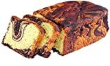 Katz Gluten Free Marble Loaf, 12 Ounce, Certified Gluten Free - Kosher - Dairy, Soy, Nut free - (Pack of 6)