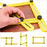 Angle Measure Multi-Angle Ruler Template Tool by B.Russ