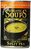 Amy's Organic Soups, Light in Sodium Split Pea, 14.1 Ounce (Pack of 12)