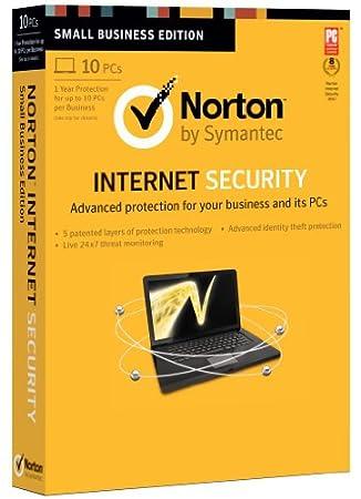 Norton Internet Security 2013 - 10 Users
